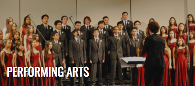 link to performing arts site