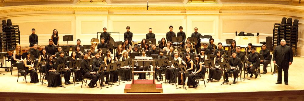 EVHS Performs at Carnegie Hall