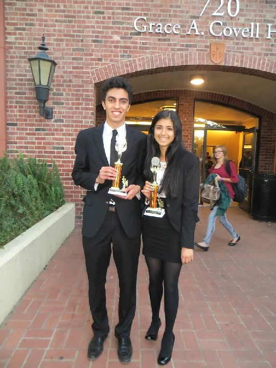 POI Parliamentary Debate Tournament Champions - #1 in the NATION!