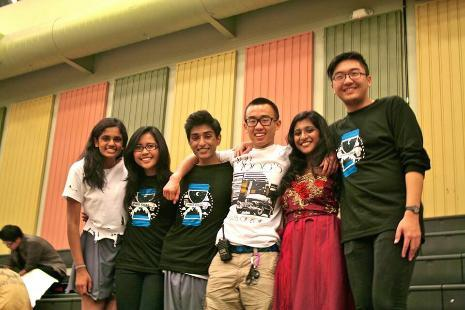 ASB Officers 2014 2015