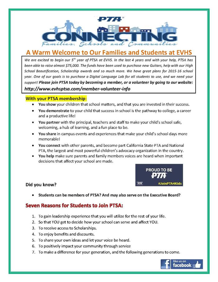 EVHS PTSA Membership flyer September 8, 2015.jpg